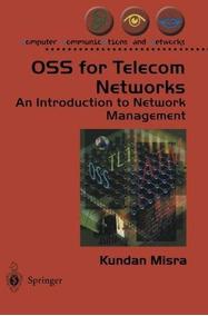 Livro Em Inglês - Oss For Telecom Networks