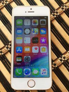 iPhone 5s 16gb+ Anel P/celular Com Suporte + Cabo Usb Reserv