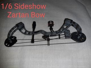 1/6 Sideshow Zartan Arco