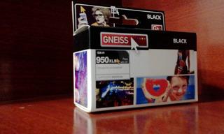 Cartucho Gneiss 950xl Negro - Hp Officejet Pro 8600/ 8610