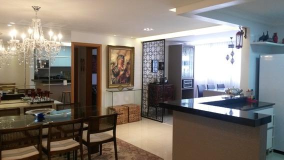 Apartamento Com 3 Quartos Para Comprar No Santa Rosa Em Belo Horizonte/mg - 44489