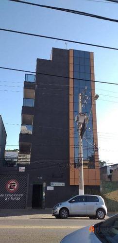 Sala Para Alugar, 36 M² Por R$ 1.000,00/mês - Baeta Neves - São Bernardo Do Campo/sp - Sa0158