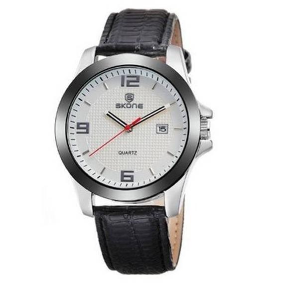 Relógio Masculino Analógico Skone 9180br