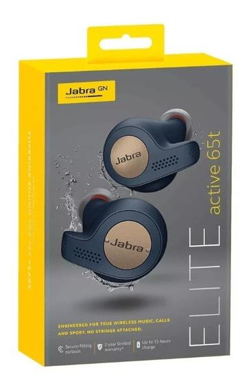 Fone Jabra Elite Active 65t True Wireless Caixa Lacrada!!!