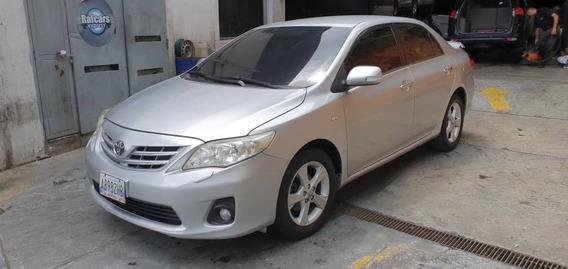 Toyotca Corolla Gli 2012