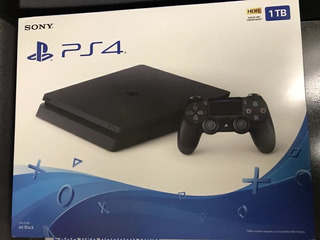 Nueva Sony Playstation 4 1tb Original