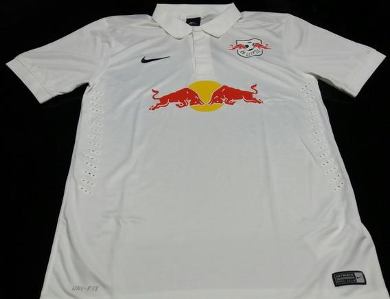Camisa Rb Leipzig Home 2015 Tam. P Original
