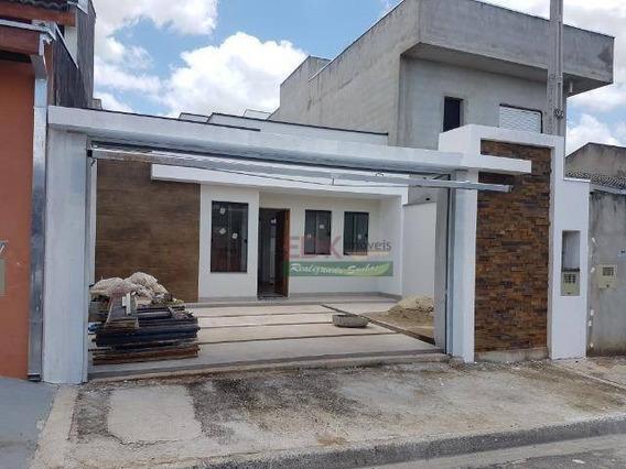 Casa Com 3 Dormitórios À Venda, 81 M² Por R$ 275.000 - Residencial Santa Paula - Jacareí/sp - Ca2760