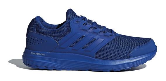Tenis adidas Galaxy 4m Azul Hombre Original Cp8831