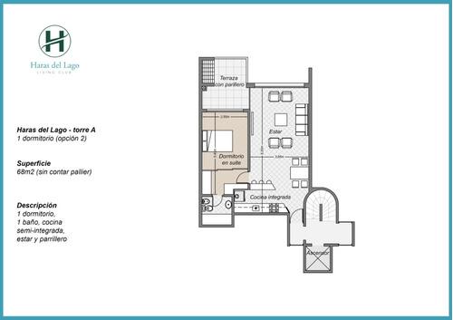Haras Del Lago 1 Dor Y 1/2 $26.000 Y 1 Dor En Suite $ 31.000