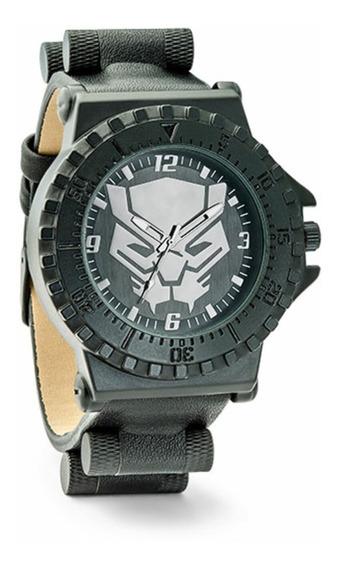 Reloj Marvel Black Panther Wakanda Avenger Origina Thinkgeek