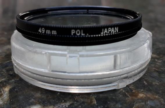 Filtro Acessório Maquina Olympus 49 Mm Pol - Japan - Lupa R