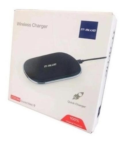 Imagem 1 de 2 de Carregador It-blue Sem Fio Wireless Charger 22203w - 2899