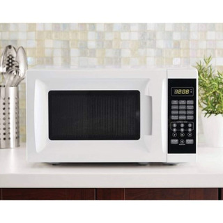 Mainstay Mainstays 700w Output Microwave Oven White