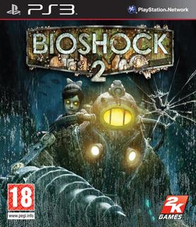 Bioshock 2 Ps3