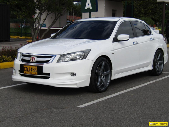 Honda Accord Ex At 3000cc Aa Ct