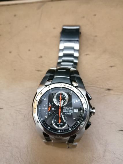 Reloj Seiko Cronómetro