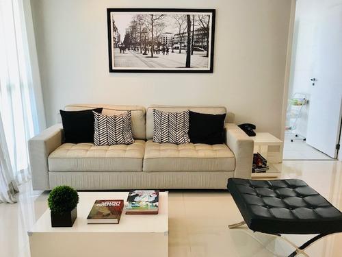 Apartamento Mobiliado 118m² - Terraço Gourmet