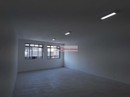 Sala Comercial - 78 M² Bem Localizada - Oportunidade!!! - Di140