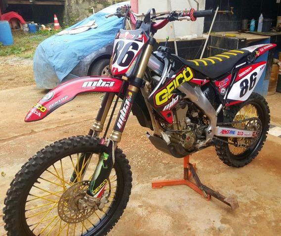 Crf 250 R Ano 2007