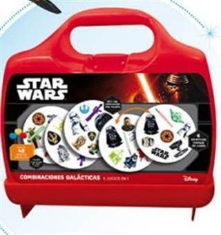 Lunchera Grande Star Wars - Juego De Cartas