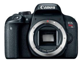 Canon Eos Rebel T7i (corpo Apenas) Garantia Novo