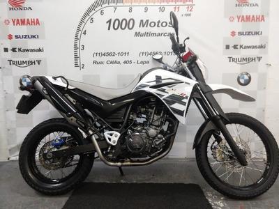 Yamaha Xt 660 2013 Otimo Estado Aceito Moto