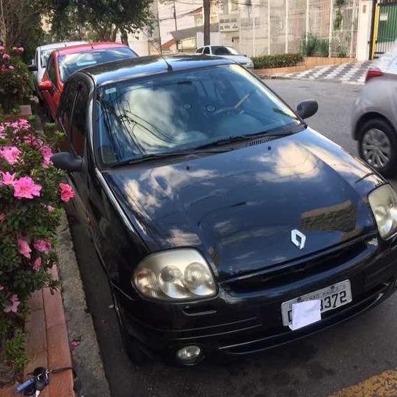 Renault Clio Sedan 1.0 16v Rt 4p 2002