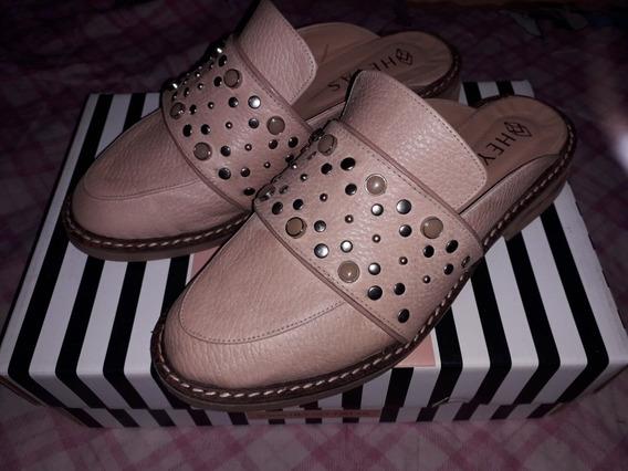 Zapatos Marca Heyas Talle 36 Como Nuevos, Un Solo Uso