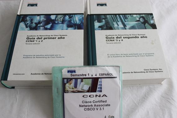 Guia Ccna Cisco Certificada Para Redes