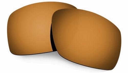 Imagem 1 de 1 de Lente Gold Marrom P/ Oakley Enduro Frete Grátis Só Hj