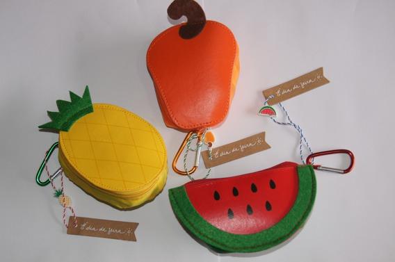 10 Sacolas Frutinhas Abacaxi Melancia Caju 1001coisas