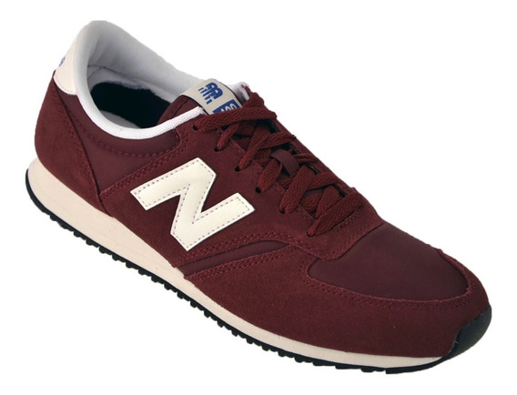 En Hombre New Mercado Balance 420 Zapatillas Bordo We9IH2DYE