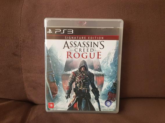Assassins Creed Rogue Ps3 Mídia Física