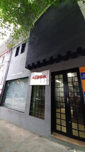 Casa Para Alugar, 138 M² Por R$ 7.000,00/mês - Vila Clementino - São Paulo/sp - Ca1709