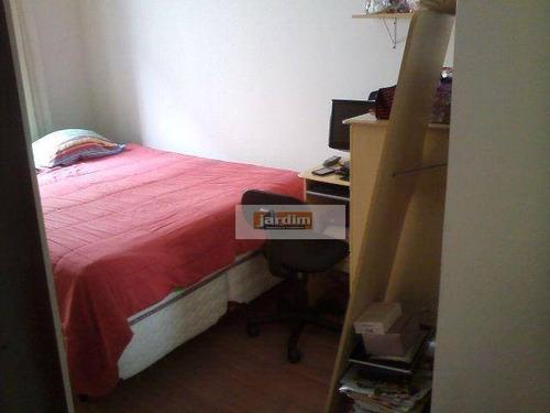 Apartamento Residencial À Venda, Jardim Das Acácias, São Bernardo Do Campo. - Ap2470