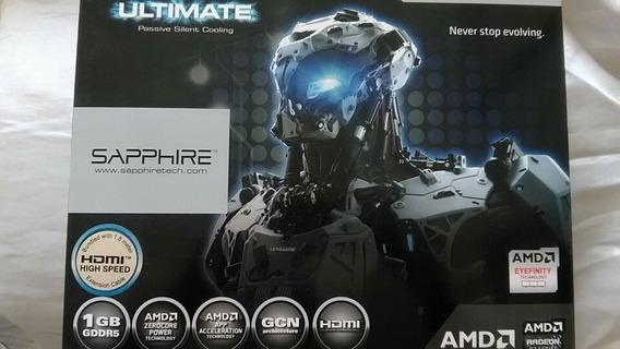 Placa Vídeo Sapphire Amd Radeon R7 250 Ultimate **c/ Defeito