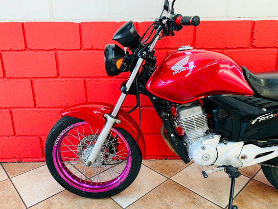 Honda Cg 150 Fan Esdi - 2013 - Financiamos - Km 61.000