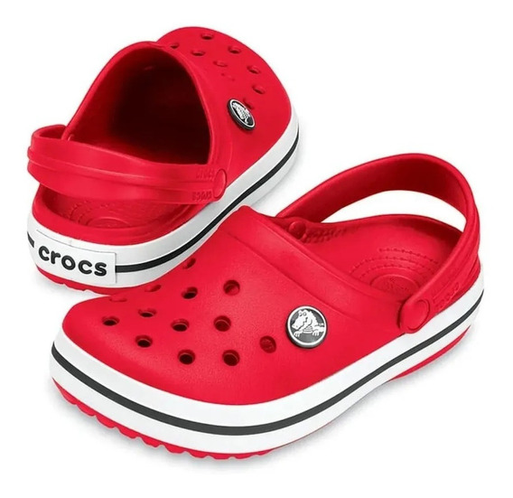 Crocs Originales Crocband Kids Unisex Nene Nena Local Olivos