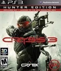 Crysis 3 Hunter Edition - Novo Ps3 Playstation 3 Lacrado