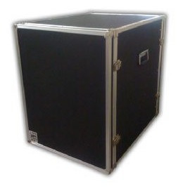 Imagem 1 de 2 de Hard Case Perifericos Rack 10 Us Sob Medida