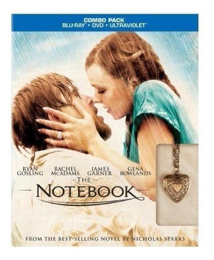 Diario De Una Pasion Notebook Boxset Pelicula Bd + Dvd Dije