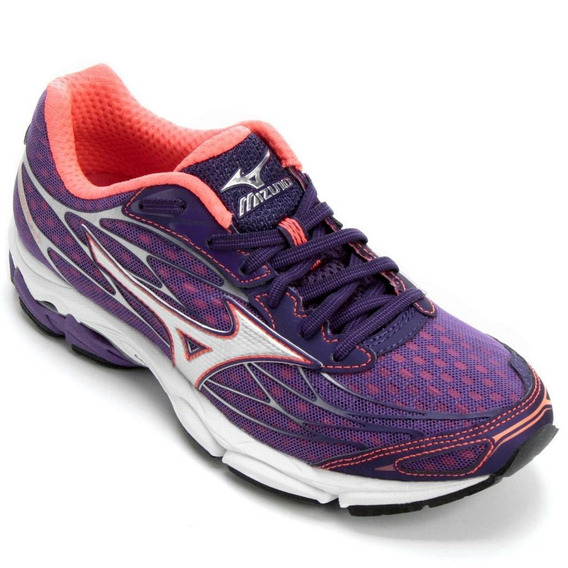 Tênis Mizuno Wave Catalyst Roxo