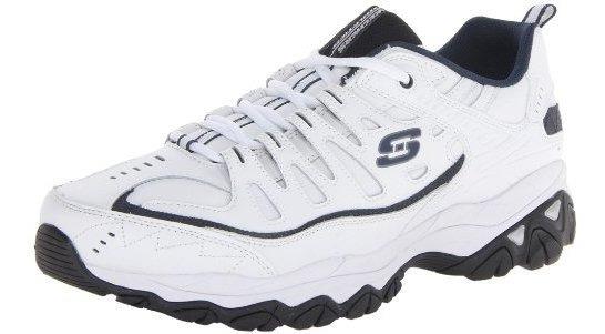 Skechers Deporte Zapatos De Agujetas Con Memoria Espuma Mode