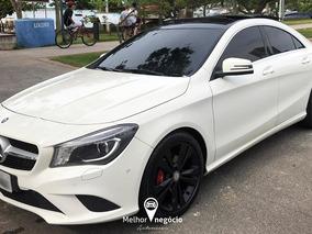 Mercedes-benz Cla-200 Vision 1.6 Tb Aut. 2015 Branca