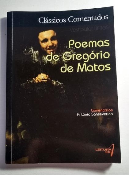 Livro Poemas De Gregório De Matos