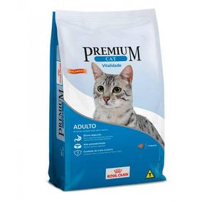 Ração Royal Canin Premium Cat Gatos Adultos Vitalidade 10kg.