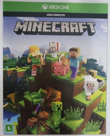 Minecraft Xbox One Mídia Digital