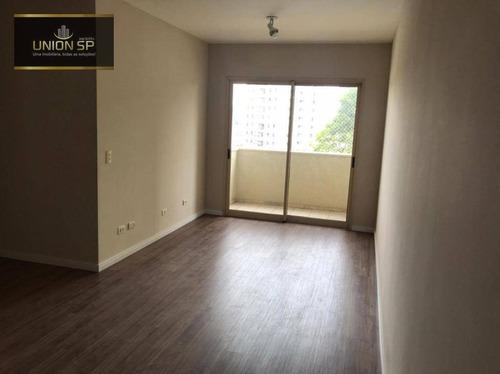 Imagem 1 de 15 de Apartamento Com 3 Dormitórios À Venda, 85 M² Por R$ 745.000,00 - Vila Monumento - São Paulo/sp - Ap49691