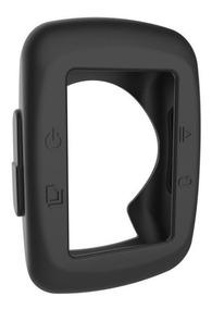 Capa Silicone Garmin Edge 200/500 + Película De Proteção